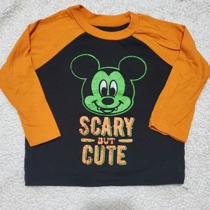 Disney glow in the dark long sleeve